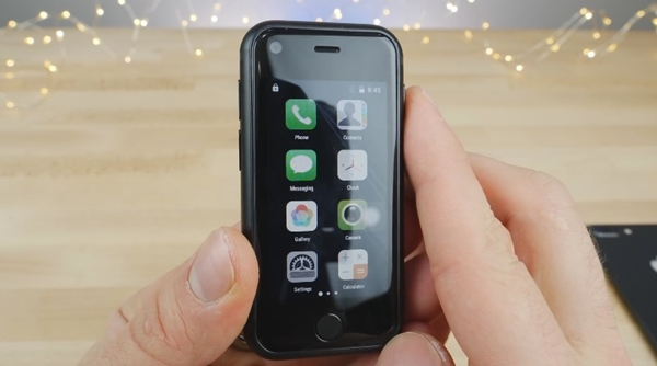 Soyes 7S มือถือเลียนแบบ iPhone 7 Plus สเปคแน่น ในราคาเพียง 1,800 บาทเท่านั้น!