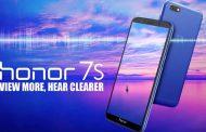 เปิดตัว Honor 7S สมาร์ทโฟนรุ่นประหยัดสเปคดี  หน้าจอใหญ่ กล้องหลัง 13 ล้านพิกเซล