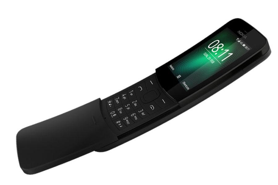 Nokia 8110 มือถือกล้วยในตำนานกลับมาอีกครั้ง พร้อมรองรับ 4G