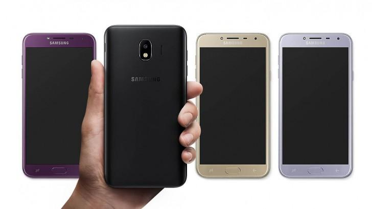 เปิดตัว Samsung Galaxy J4 และ J6 สมาร์ทโฟนรุ่นเล็กสเปคโดน ราคาสบายกระเป๋า