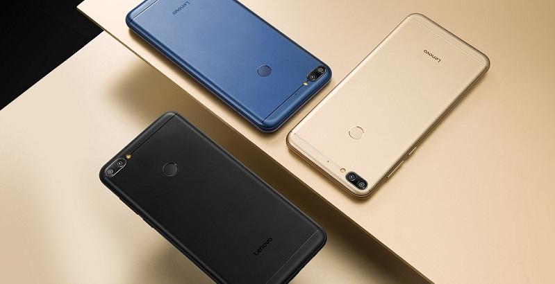 Lenovo  K5 Note (2018) สมาร์ทโฟนรุ่นอัพเกรด พร้อมหน้าจอไร้ขอบ กล้องหลังคู่ รองรับระบบสแกนลายนิ้วมือ ในราคาเริ่มต้นเพียง 3,990 บาท