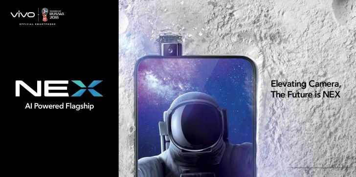 เปิดตัว VIVO NEX สมาร์ทโฟนหน้าจอไร้ขอบรุ่นใหม่ มีพื้นที่หน้าจอสูงถึง 91.24% ซึ่งถือว่ามากที่สุดในโลก ราคาเริ่มต้น 2 หมื่น!!