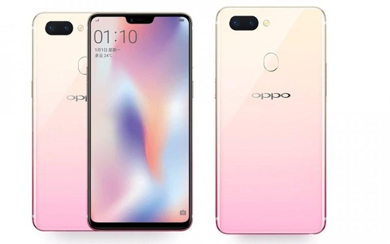 Oppo R15 เปิดตัวสีใหม่ Pink Fantasy สุดหวานแหวว