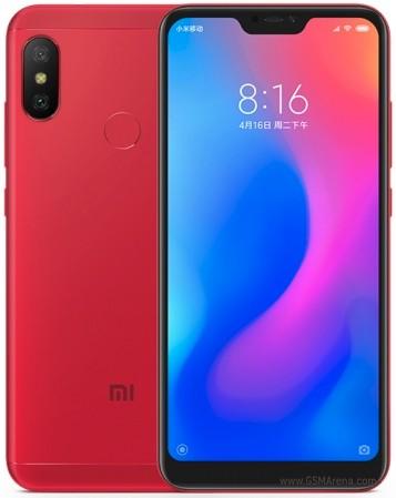 Xiaomi Redmi 6 Pro สมาร์ทโฟนกล้องคู่รองรับสแกนลายนิ้วมือ ในราคาเพียง 5,000 บาทเท่านั้น