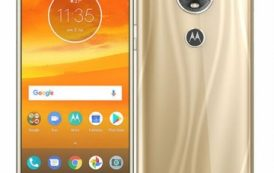 Moto E5 Plus สมาร์ทโฟนสเปคดีราคาสบายกระเป๋า มาพร้อมหน้าจอใหญ่ แรม 3GB ในราคาเพียง 5,xxx บาท