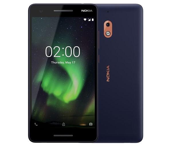 Nokia 2.1 สมาร์ทโฟนที่มาพร้อมจุดเด่นลำโพงเสียงคู่ที่ด้านหน้า บนดีไซน์จอใหญ่ วางจำหน่ายแล้วทั่วประเทศไทย ในราคา 3,390 บาท