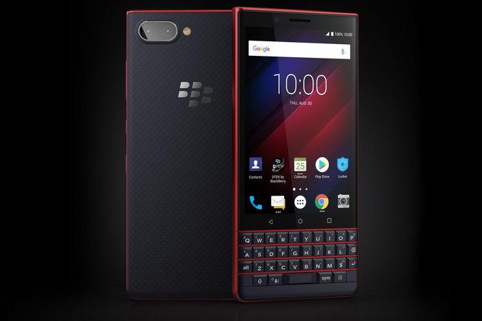 เปิดตัว  BlackBerry  KEY2 LE สมาร์ทโฟนที่ยังคงคอนเซ็ปต์การใช้คีย์บอร์ด พร้อมกล้องหลังคู่ ในราคาหมื่นต้นๆ