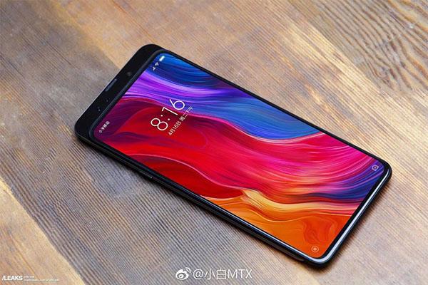 ปล่อยทีเซอร์ Xiaomi Mi Mix สมาร์ทโฟนเรือธงล่าสุดมาพร้อมหน้าจอไร้ขอบและ เทคโนโลยีกล้องสไลด์
