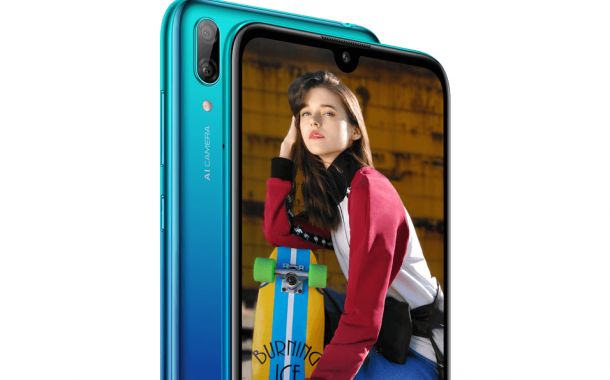 เปิดตัว Huawei Y7 (2019) มาพร้อมหน้าจอใหญ่ดีไซน์ใหม่ให้และเฉดสีที่สะดุดตา กล้องหลังคู่ แบตเตอรี่ความจุ 4000 mAh
