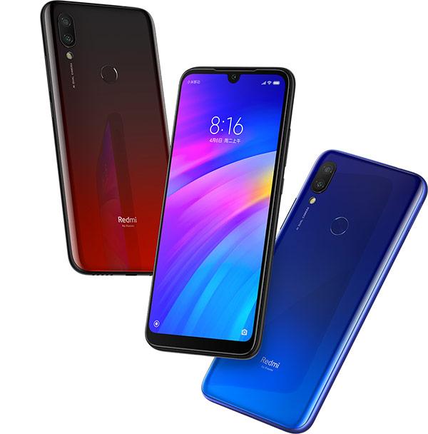 เปิดตัว Redmi 7 สมาร์ทโฟนราคาเบาๆสเปคการใช้งานครบครันทุกฟังก์ชั่นการใช้งาน เริ่มต้น 3,xxx บาท