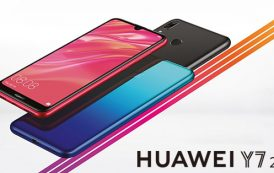 เปิดตัวเป็นที่เรียบร้อย สำหรับ Huawei Y7 2019  สมาร์ทโฟนรุ่นใหม่ในตระกูล Y-Series