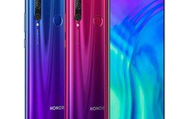ปิดตัว Honor 20 Lite สมาร์ทโฟนเรือธงรุ่นเล็กสเปคครบ กล้องหลัง 3ตัวพร้อมกล้องหน้าเซลฟี่ 32 ล้าน
