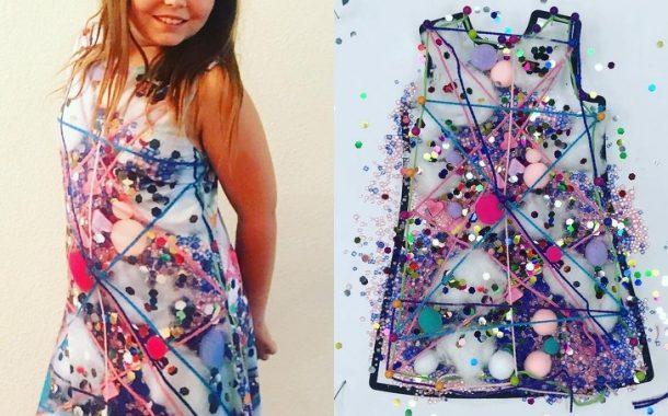 เมื่อบริษัทเปลี่ยนงาน ศิลปะของเด็กๆให้กลายเป็นเสื้อผ้าจริงๆจะเป็นอย่างไรไปชมกันเลย!
