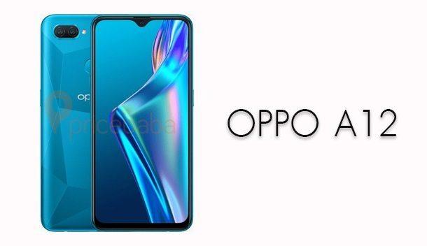 OPPO A12 สมาร์ทโฟนสเปคครบครันในราคาเบาๆเพียง 4,299 บาท