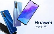 Huawei Enjoy 20 สมาร์ทโฟนสเปคแรง หน้าจอ 6.5 นิ้ว ชิป Dimensity 800 SoC กล้องหลัง 3 เลนส์